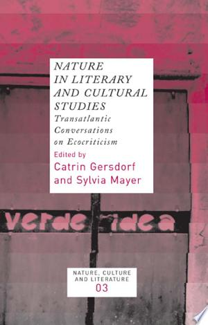 Nature+in+Literary+and+Cultural+StudiesNature in Literary and Cultural Studies is a collection of essays written by European and North American scholars who argue that nature and culture can no longer be thought of in oppositional, mutually exclusive terms. They are united in an effort to push the theoretical limits of ecocriticism towards a more rigorous investigation of nature's critical potential as a concept that challenges modern culture's philosophical assumptions, epistemological convictions, aesthetic principles, and ethical imperatives. This volume offers scholars and students of literature, culture, history, philosophy, and linguistics new insights into the ongoing transformation of ecocriticism into an innovative force in international and interdisciplinary literary and cultural studies.