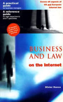 Business Law On The Internet