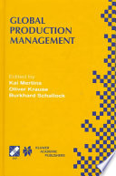 Global Production Management Book