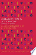 Collaboration in Outsourcing Book