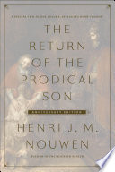 The Return of the Prodigal Son Anniversary Edition Book PDF