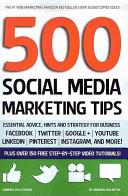 Five Hundred Social Media Marketing Tips