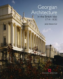 Georgian Architecture in the British Isles  1714 1830