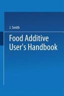 Food Additive User's Handbook
