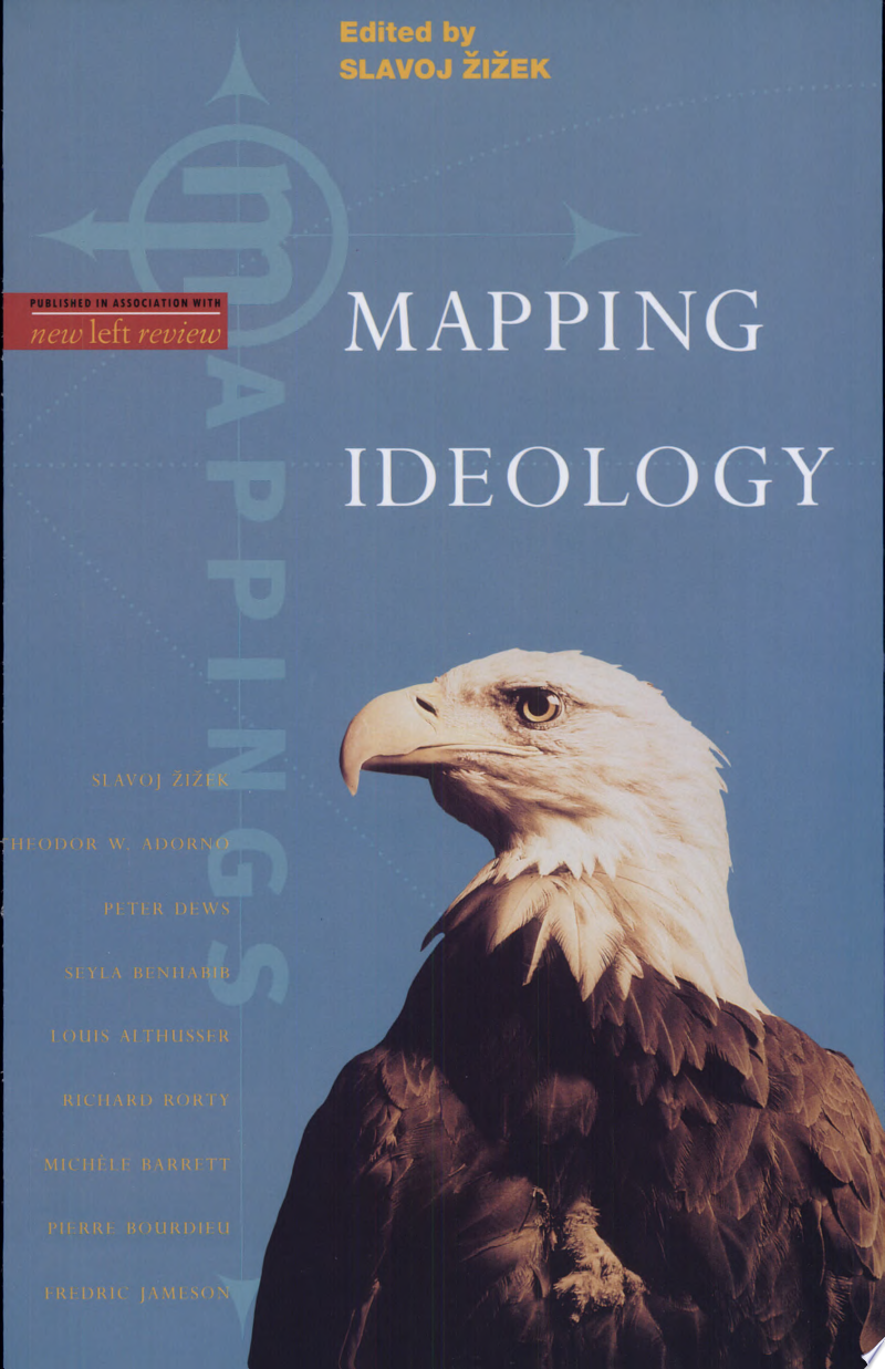 Mapping Ideology banner backdrop