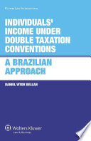 Individuals' Income Under Double Taxation Conventions
