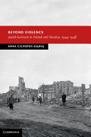 Beyond Violence ebook