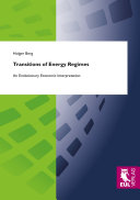 Transitions of Energy Regimes