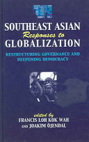 Southeast Asian Responses to Globalization
