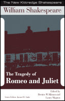 The Tragedy of Romeo and Juliet Book