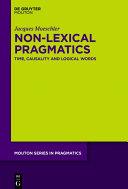 Pdf Non-Lexical Pragmatics Telecharger