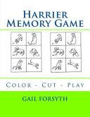 Harrier Memory Game