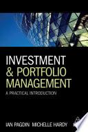 Investment and Portfolio Management
