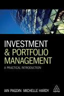 Investment and Portfolio Management Pdf/ePub eBook