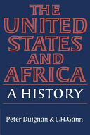 The United States and Africa