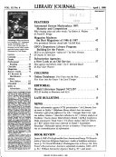 Library Journal Book PDF