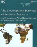 The Development Potential Of Regional Programs