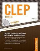 CLEP Success