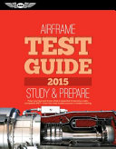 Airframe Test Guide 2015