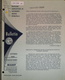 The Bulletin of Michigan Association of Secondary School Principals