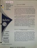 The Bulletin of Michigan Association of Secondary School Principals