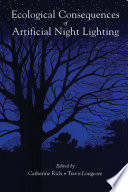 Ecological Consequences of Artificial Night Lighting Pdf/ePub eBook