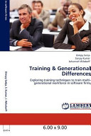 Training   Generational Differences