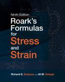 Roark s Formulas for Stress and Strain  9E