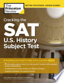 Cracking The Sat U S History Subject Test