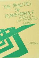 Progress in Self Psychology  V  6
