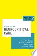 Neurocritical Care Book