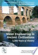 Water Engineering inAncient Civilizations