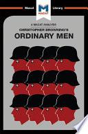 Ordinary Men Book