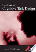Handbook Of Cognitive Task Design Book PDF