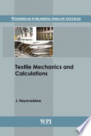 Textile Mechanics and Calculations Book