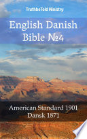 English Danish Bible No4