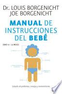 Manual de instrucciones del bebé  : Solución de problemas, consejos y mantenimiento