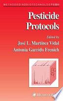 Pesticide Protocols Book PDF
