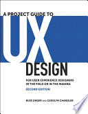 A Project Guide to UX Design Book