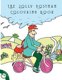 The Jolly Postman Colouring Book