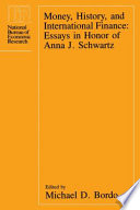 Money, History, and International Finance