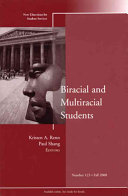 Biracial and Multiracial Students