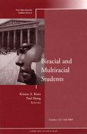 Biracial and Multiracial Students
