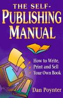 The Self publishing Manual
