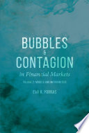 Bubbles and Contagion in Financial Markets, Volume 2