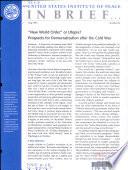 New World Order  Or Utopia  Book PDF