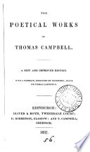 The Poetical Works of Thomas Campbell