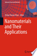 Nanomaterials and Their Applications Book