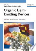 Organic Light Emitting Devices Book PDF
