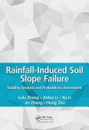 Rainfall Induced Soil Slope Failure
